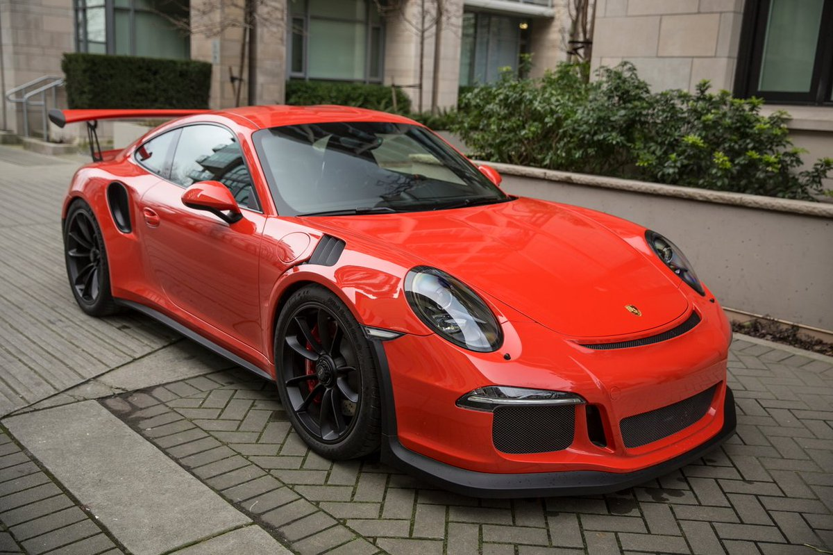 Jamesedition On Twitter The All New 2016 Porsche 911 Gt3 Rs In A Stunning Red Paint Job Price On Request Https T Co Sbp7wdnwxh Https T Co Ef1ka6xkjp