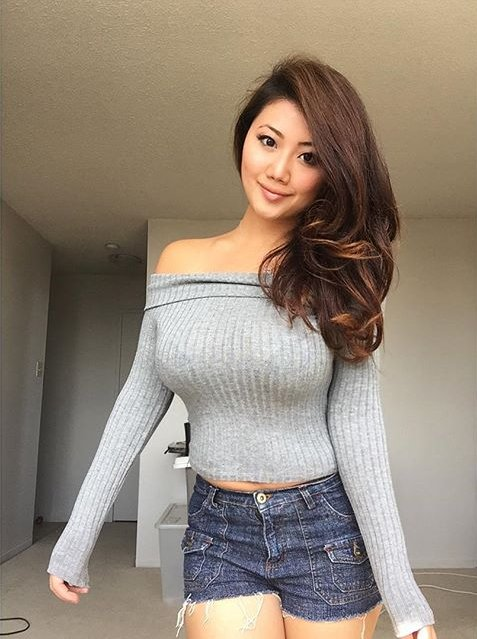 Asian pics busty 25 Hottest