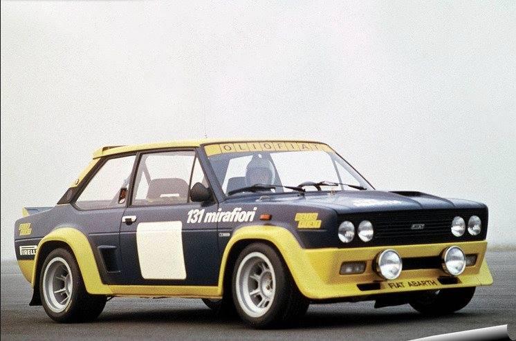 Fiat 131 Abarth Rally https://t.co/GuczLLQxUR
