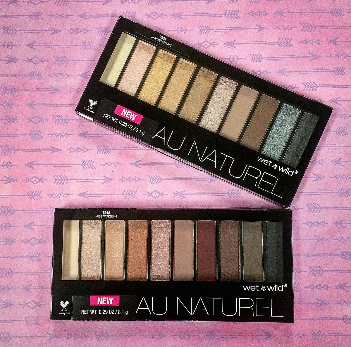 Wet N Wild Beauty On Twitter Our Au Natural 10 Pan Palettes Will Naturel Palette Be Struttin Down The Aisle Walmart Soon Https Tco Sk0cl3zqbi
