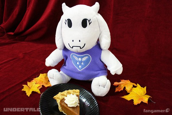 Hi! Lots to do on our end, but UNDERTALE restocks, preorders and signups are coming later today. Pie while you wait? https://t.co/3JuzVxpceB