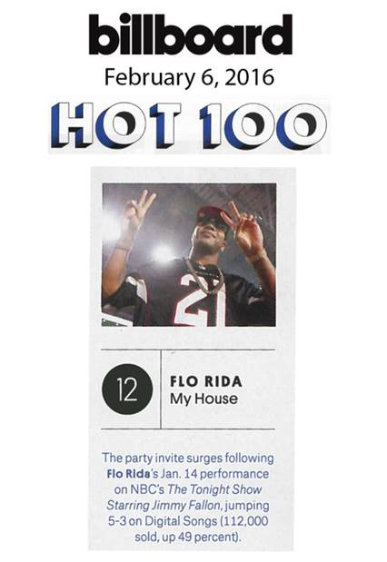 Check out @Official_Flo featured in this week's issue of @BILLBOARD! https://t.co/4aZEMO8HVN