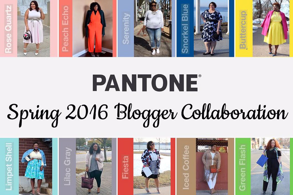 Showing you the top 10 Spring 2016 Pantone colors with a few of my blogger boos https://t.co/MD1koPLtNC https://t.co/rYBp32hulp