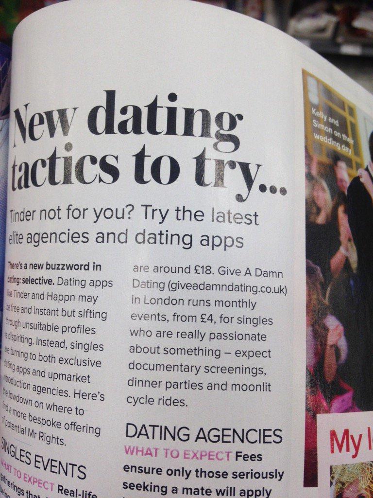 Upmarket speed dating london