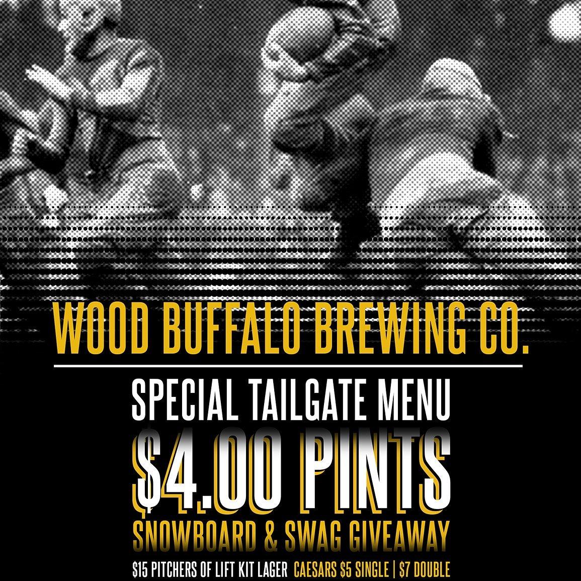 Buffalo brewing company advertisement giveaways