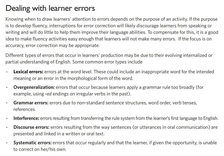 Some pre-reading for tomorrow's #LINCchat on error correction from the CLB Support Kit #cdnelt https://t.co/RJAKefrvY2