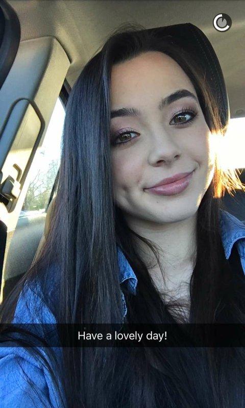 Merrell twins snapchat