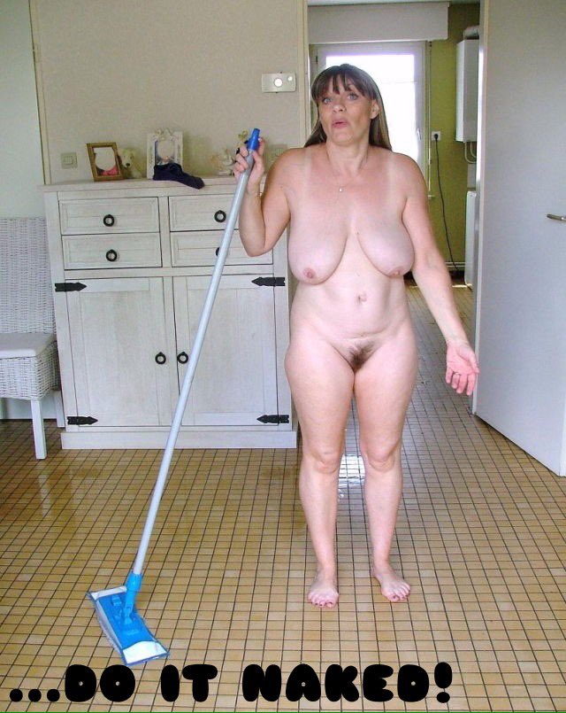 Laying the cleaning lady nude scenes