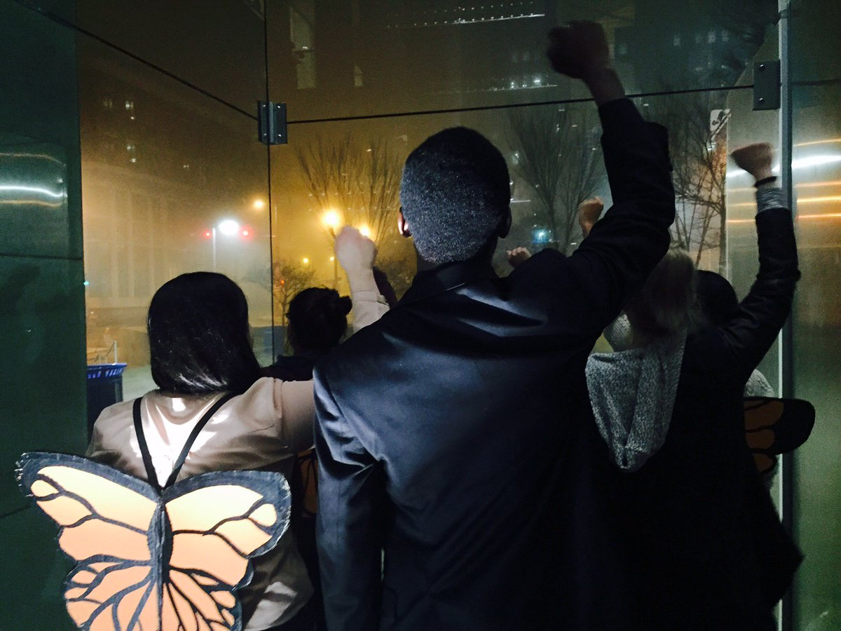 Georgie activists face arrest
