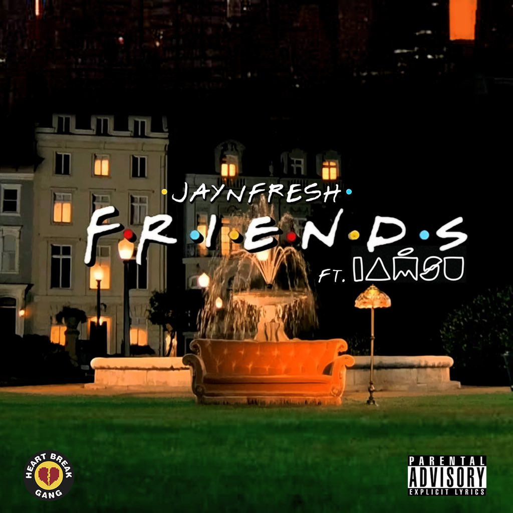 "‼️ #EXCLUSIVE ‼️ @JAYnFRESH Ft. @IAMSU ""FRIENDS"" https://t.co/jZeYz8Vchx https://t.co/cZWc3u0sMg"