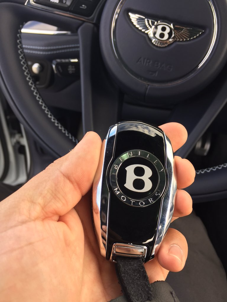 "Exclusive Auto Group on Twitter: ""Which #Bentley does this ..."