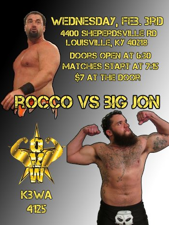Don\u0027t miss the encounter between Rocco Bellagio and Big Jon! ://t.co/qUgD5AfGSa\