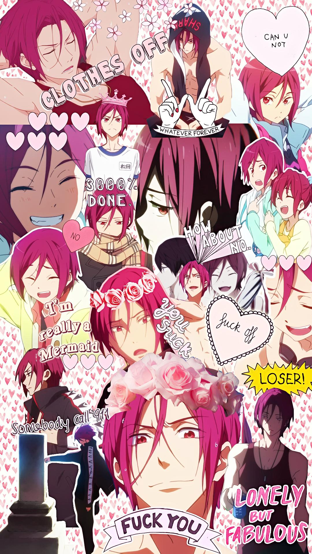 Rin Matsuoka On Twitter Rinmatsuoka Sexy Free Anime Shark Collage Https T Co 59wzzflfec A wide variety of rin matsuoka cosplay options are available to you, such as supply type, product type, and gender. rin matsuoka on twitter rinmatsuoka
