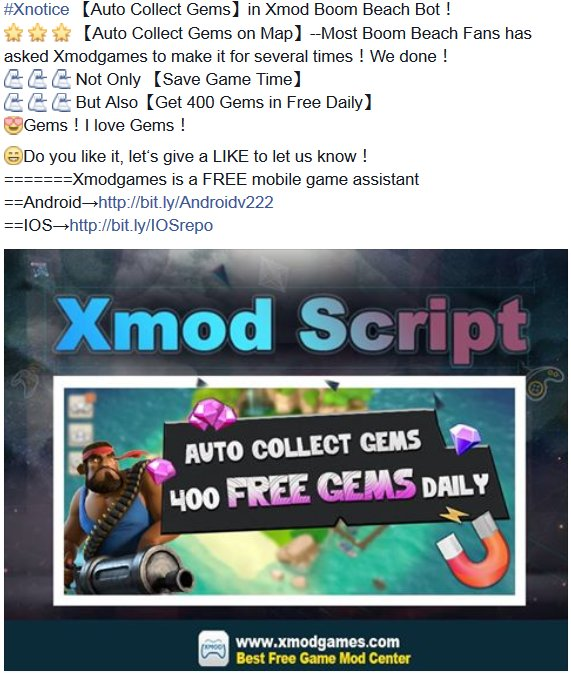 Xmodgames on Twitter: