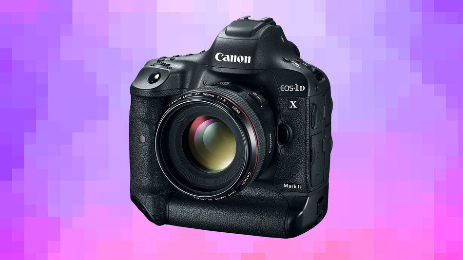 Canon's 1D X Mark II DSLR records 4K video for a whopping $5,999
