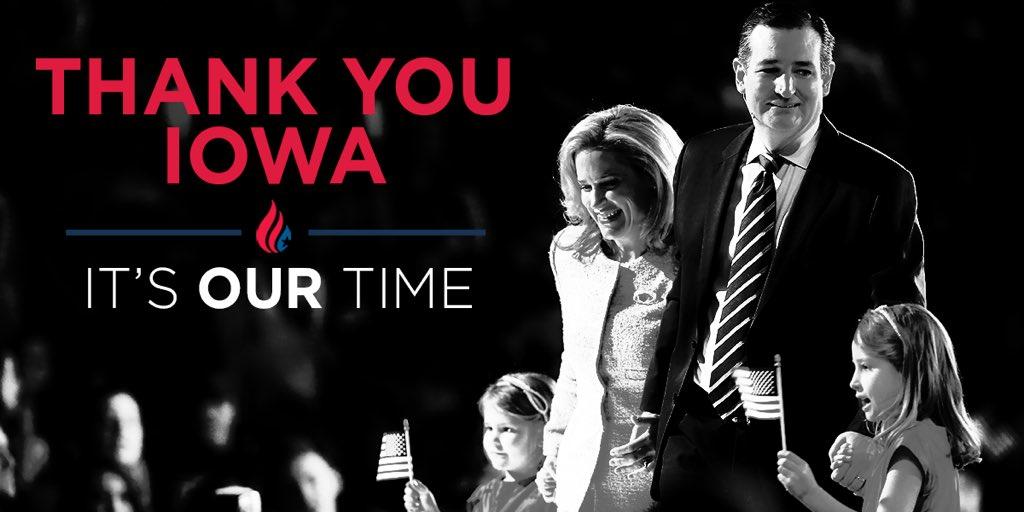 Thank you Iowa!