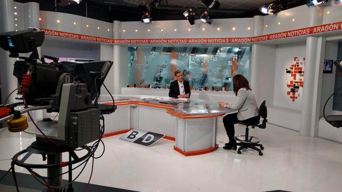 Thumbnail for Entrevista a Susana Gaspar en Aragón TV y Aragón Radio