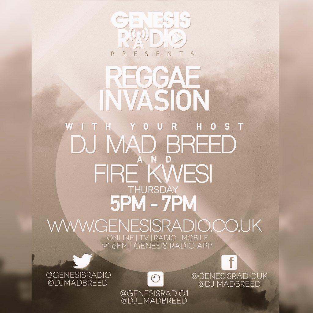 Genesis Radio (@genesisradio) | Twitter