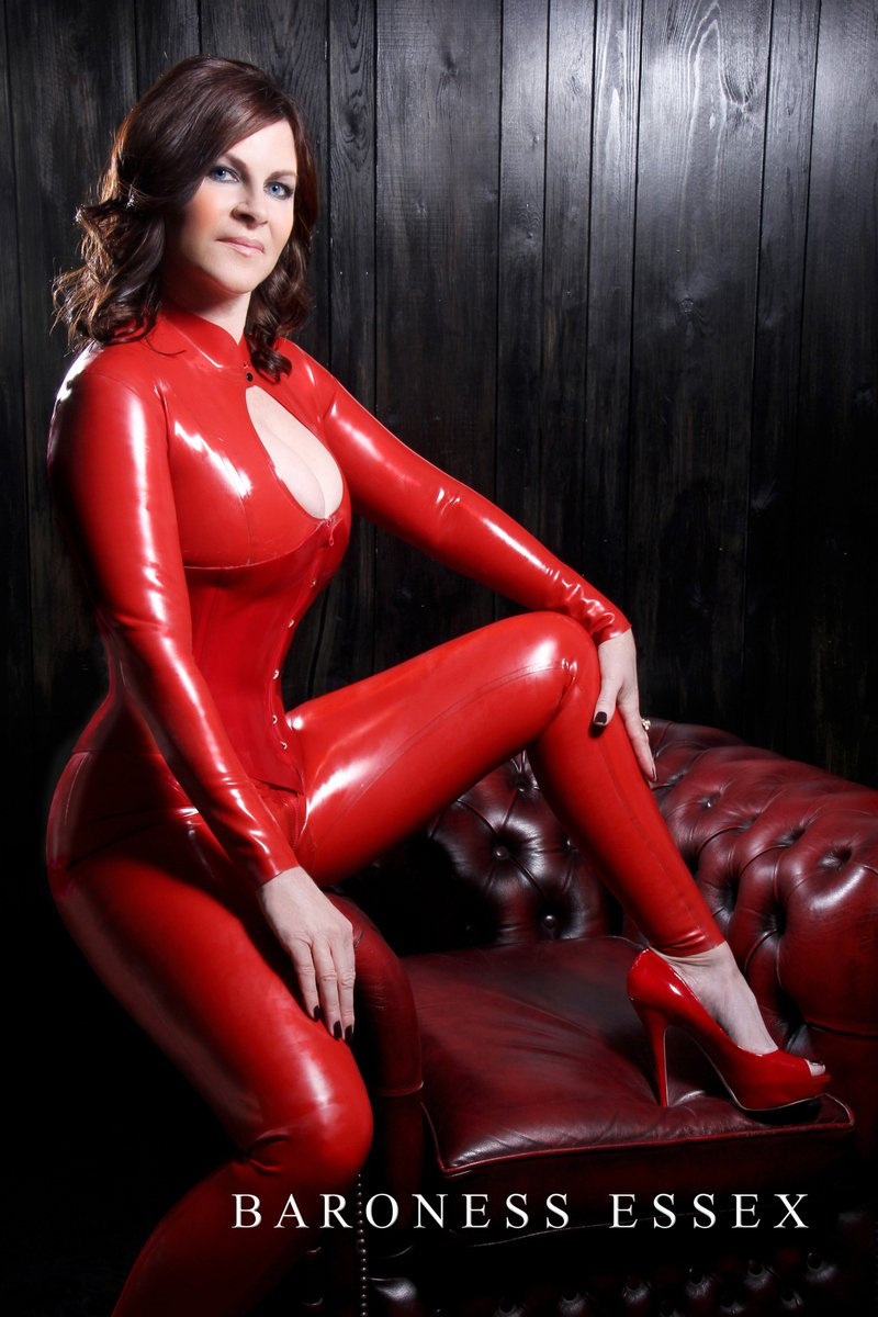 Baroness Essex on Twitter: Crawl to me slave! #