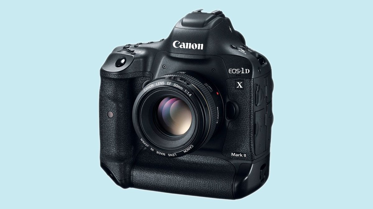 Canon's 1D X Mark II is an epic DSLR that shoots 4K video, for a price