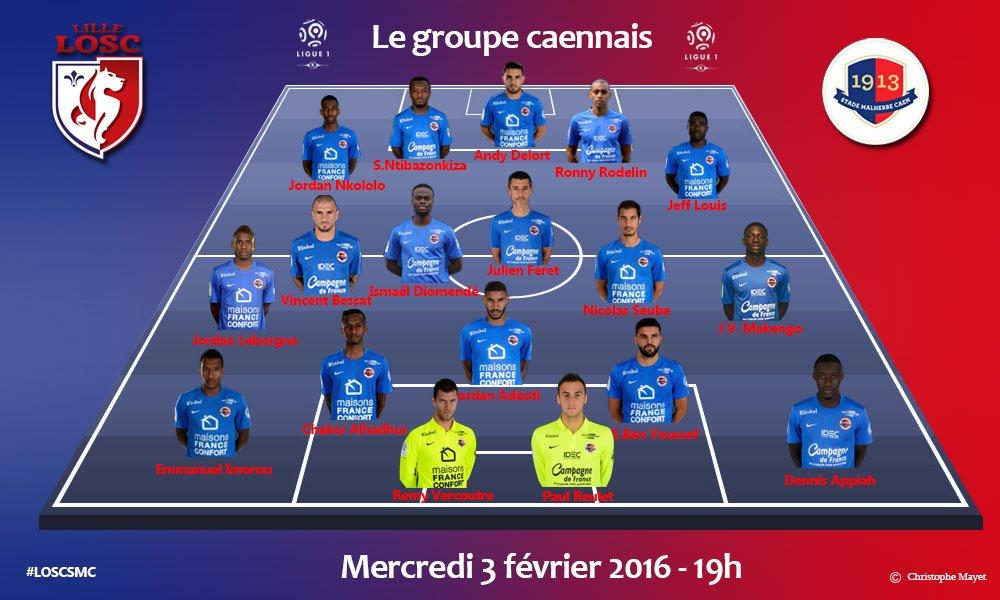 [24e journée de L1] Lille OSC 1-0 SM Caen  CaN-ne7W0AIijkT