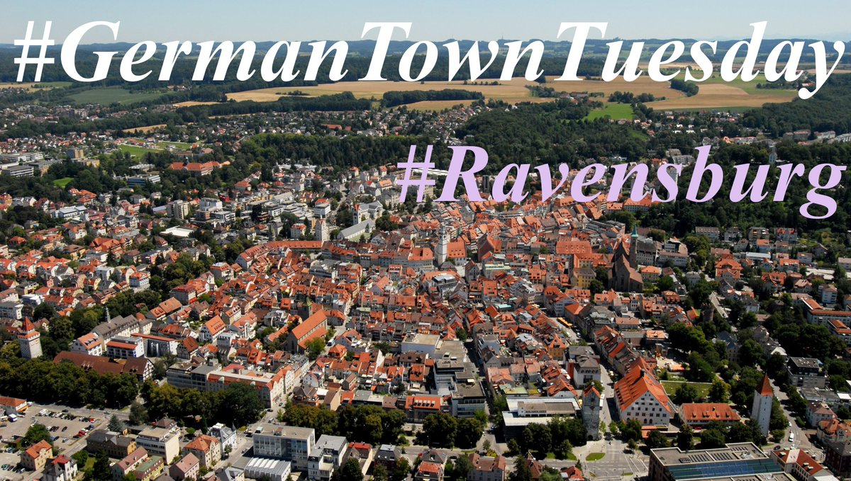 Thumbnail for Ravensburg Featured in #GermanTownTuesday