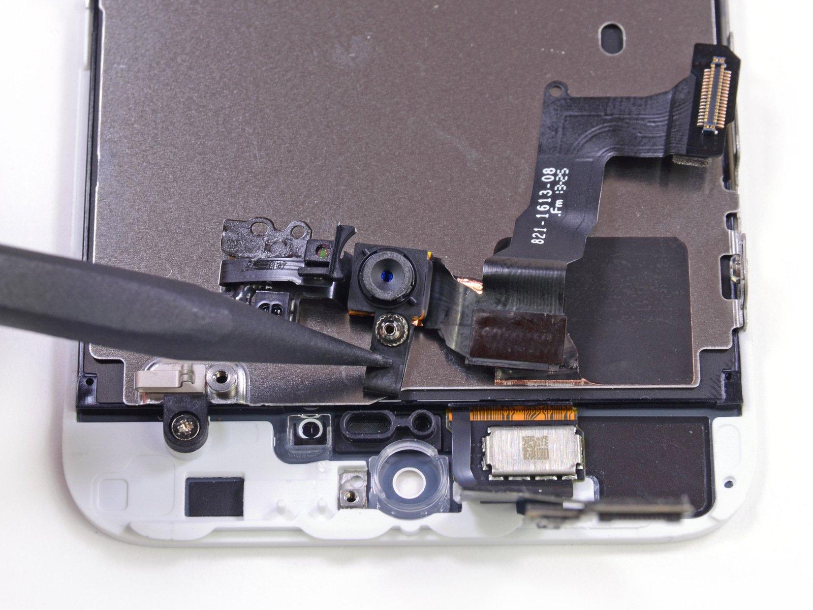 Как поменять фотоаппарат в айфоне