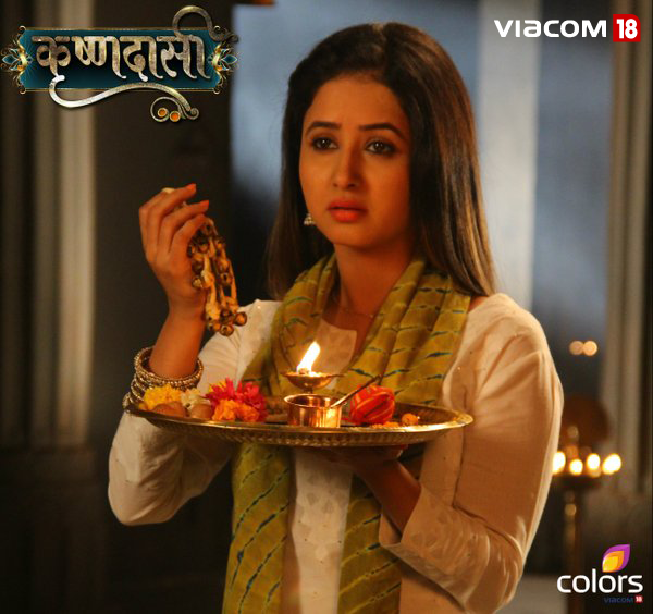 Sana Amin Sheikh as Aradhya in Krishnadasi , Colors Channel Image, photo