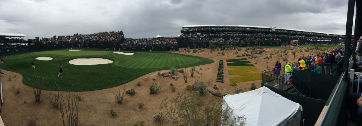 We're giving away tickets to today's Waste Management Phoenix Open with access to our Super Suite! RT to win! https://t.co/HaIbQ4TsGi
