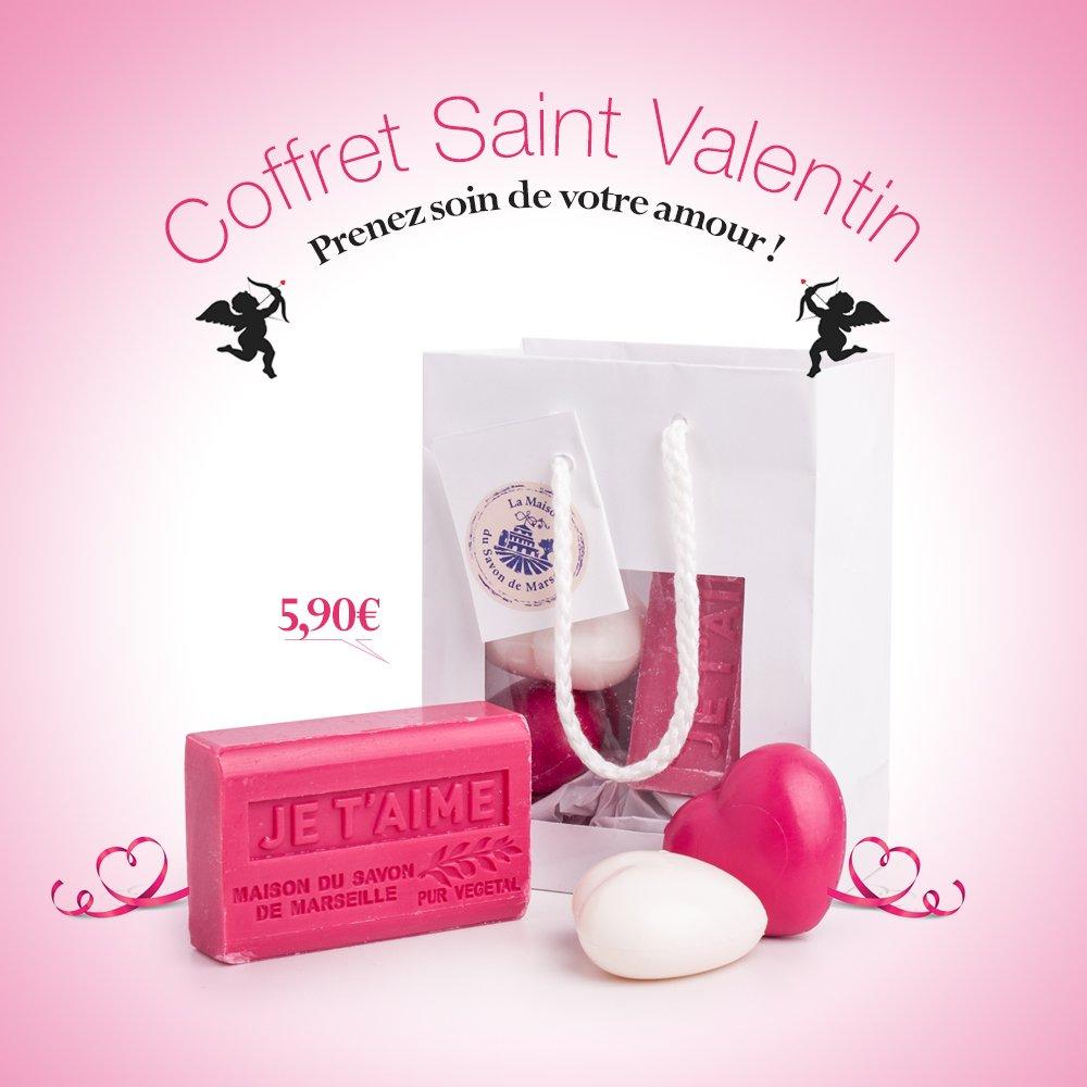 La maison du savon lamaisondusavon twitter - Cadeau maison saint valentin ...