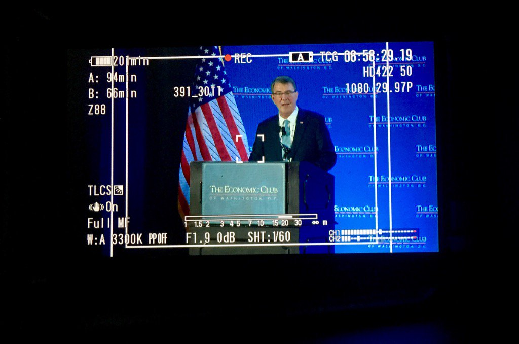Secretary of Defense is talking about the next Defense Budget @MilitaryTimes MilitaryTimes @defense_news