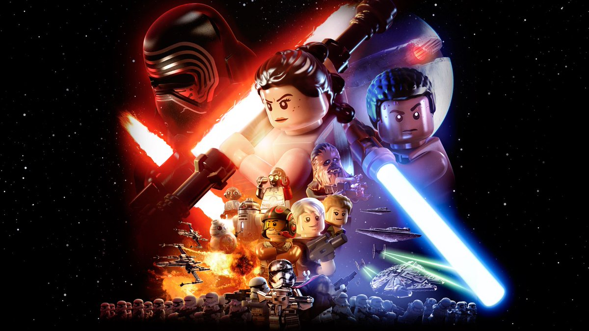 Xbox Uk On Twitter Lego Star Wars The Force Awakens Arrives On