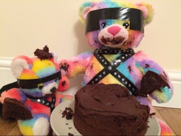 Gay bear birthday images