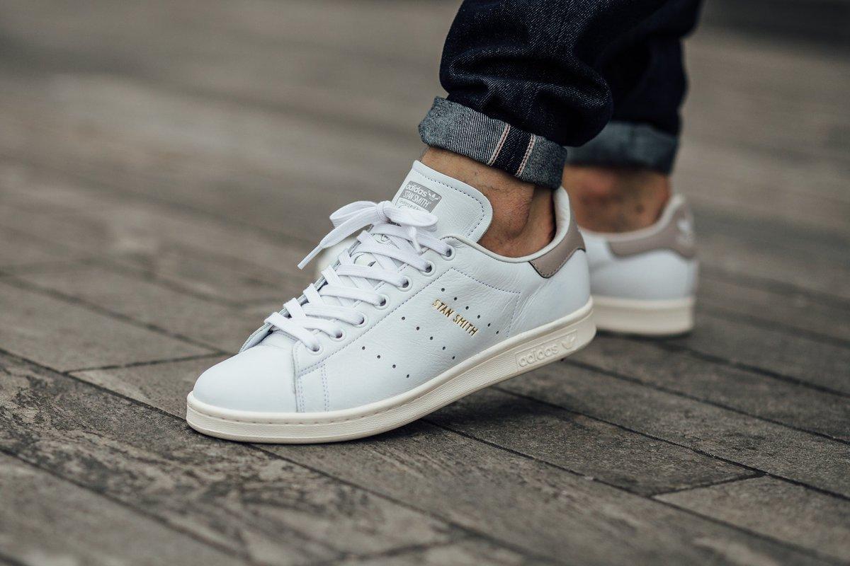 Adidas Stan Smith - White//Cool Granite US 4.5 (36 2/3) - US 11.5 (46) SHOP HERE: https://t.co/bdUV9d2rg5 https://t.co/GnC6h05sZ4