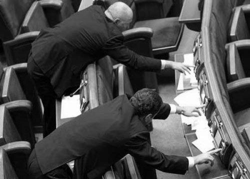 Рада провалила создание Единого реестра военнообязанных. Голосование перенесли на четверг - Цензор.НЕТ 1386