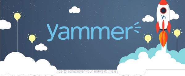 We're excited to announce the activation of #Yammer for every eligible #Office365 tenant! https://t.co/MW2xSLcwOc https://t.co/01bKIJc5hc