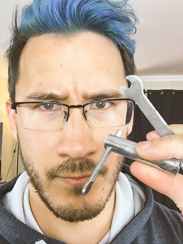 """Markiplier on Twitter: """"Asked Ryan for an allen wrench ... Markiplier Twitter"""