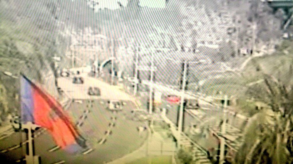 Se inicia el contraflujo de la Interoceanica y 6 Diciembre, sentido Quito-Cumbaya. Maneje con precaución. https://t.co/zUidmTAEZt