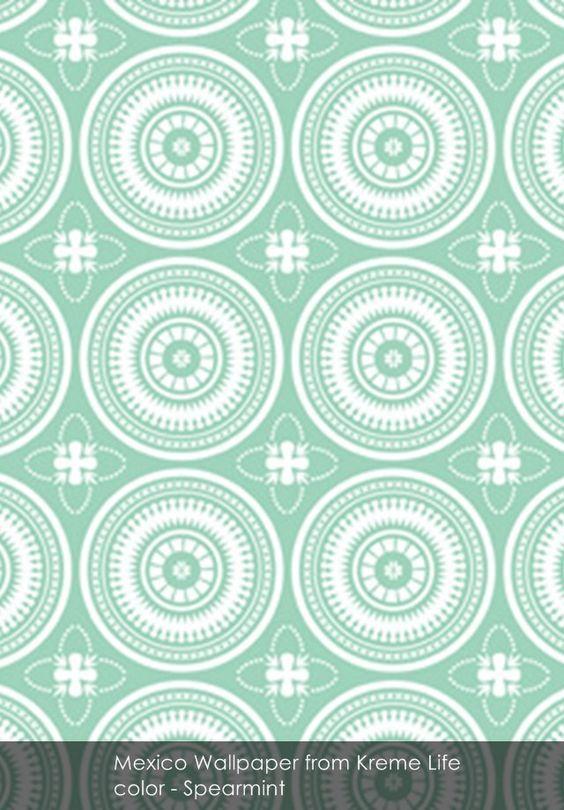 Judit Gueth, ELLE Decor, Umbrella Prints and Kreme Life Wallpaper