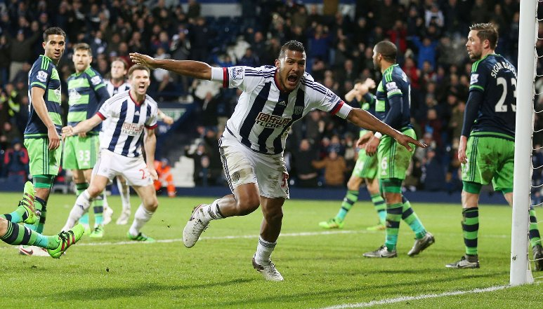 Video: West Bromwich Albion vs Swansea City