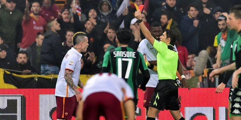 Risultato Sassuolo-Roma Video Gol
