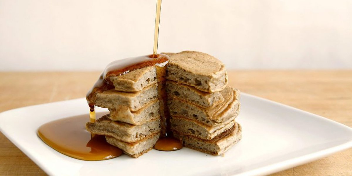 What's for breakfast? How about cricket flour pancakes?