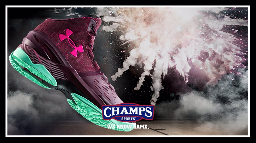 new styles b9a30 dcb06 Champs Sports on Twitter: