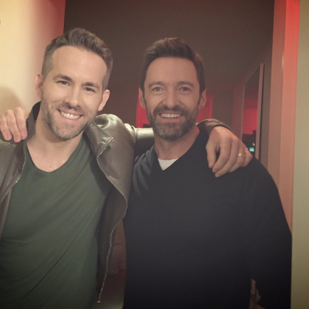 Reynolds and Jackman!