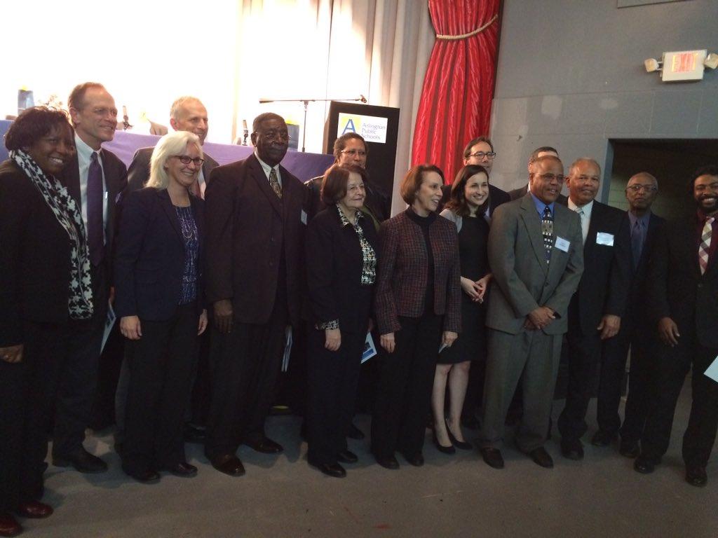 Celebrating Arlington's History Makers @APSVirginia @ArlingtonVA! https://t.co/fKWpx8V7HS
