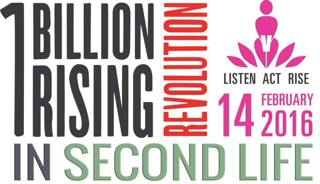 One Billion Rising in Second Life confirmed for 14th February 2016 https://t.co/ztbodsCjzt https://t.co/mjhet9jxud