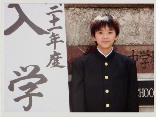 「佐藤勝利 中学」の画像検索結果