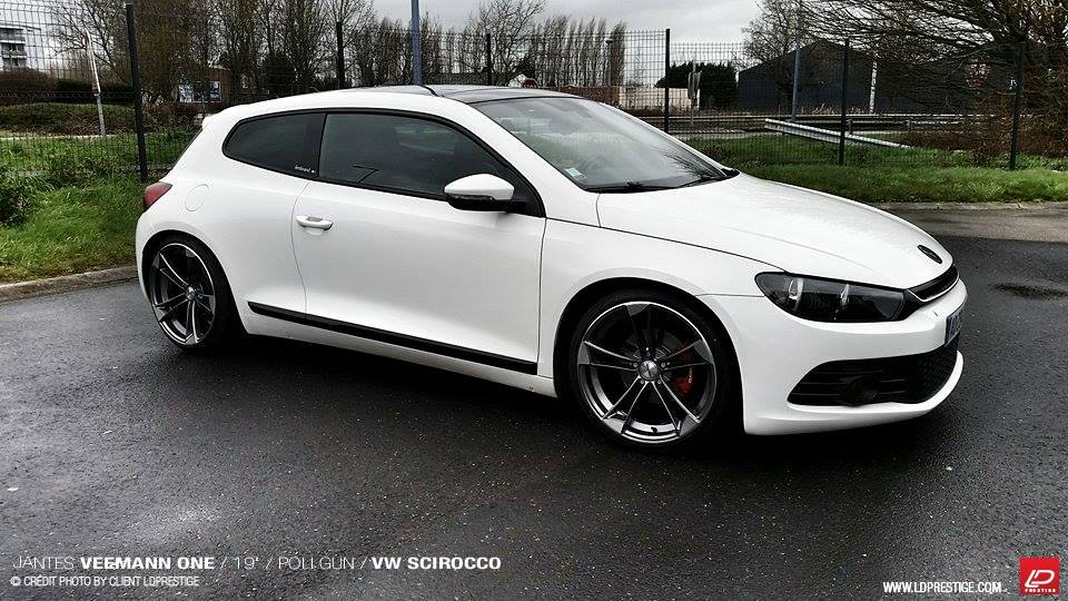 cars tech on twitter vw scirocco pack jantes one. Black Bedroom Furniture Sets. Home Design Ideas