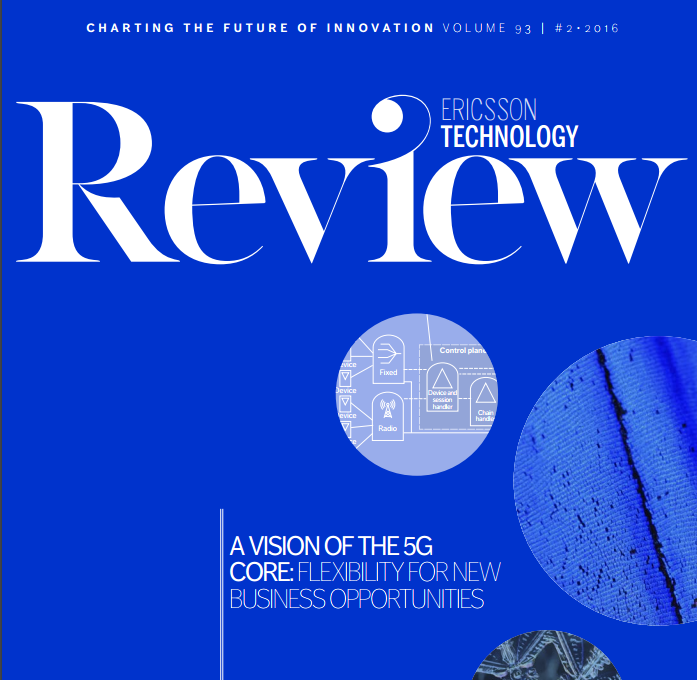 Just released: Ericsson Technology Review on the #5G core network vision. https://t.co/JbKCp2RPov https://t.co/uRfNnGHHmO