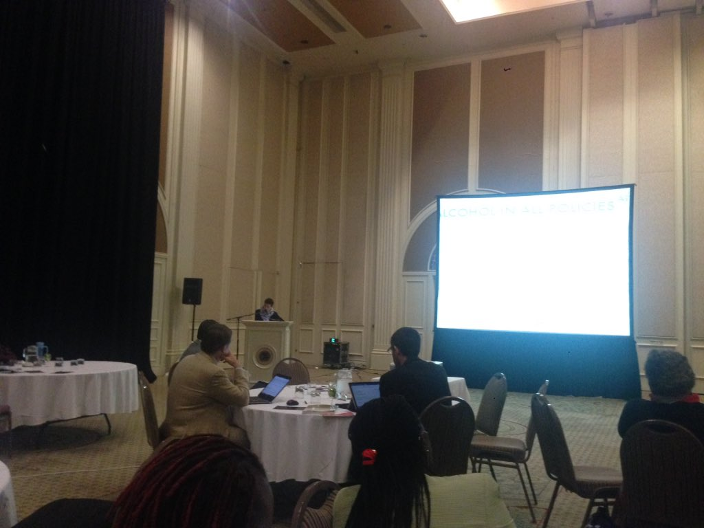 @IOGTInt President presenting tools that assist in linking #alcohol to #HIV #GBV #AVID2 @UNDPAfrica @UNBotswana @WHO https://t.co/CluAPSG6Dq